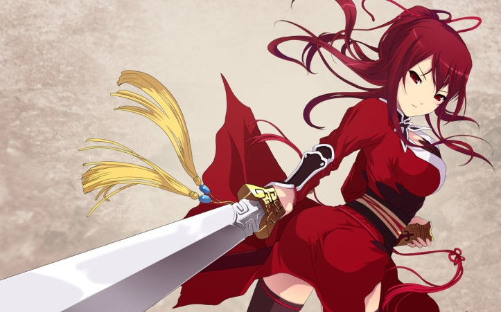 anime-red-haired-girl-with-sword-1280x800-wide-wallpapers.net