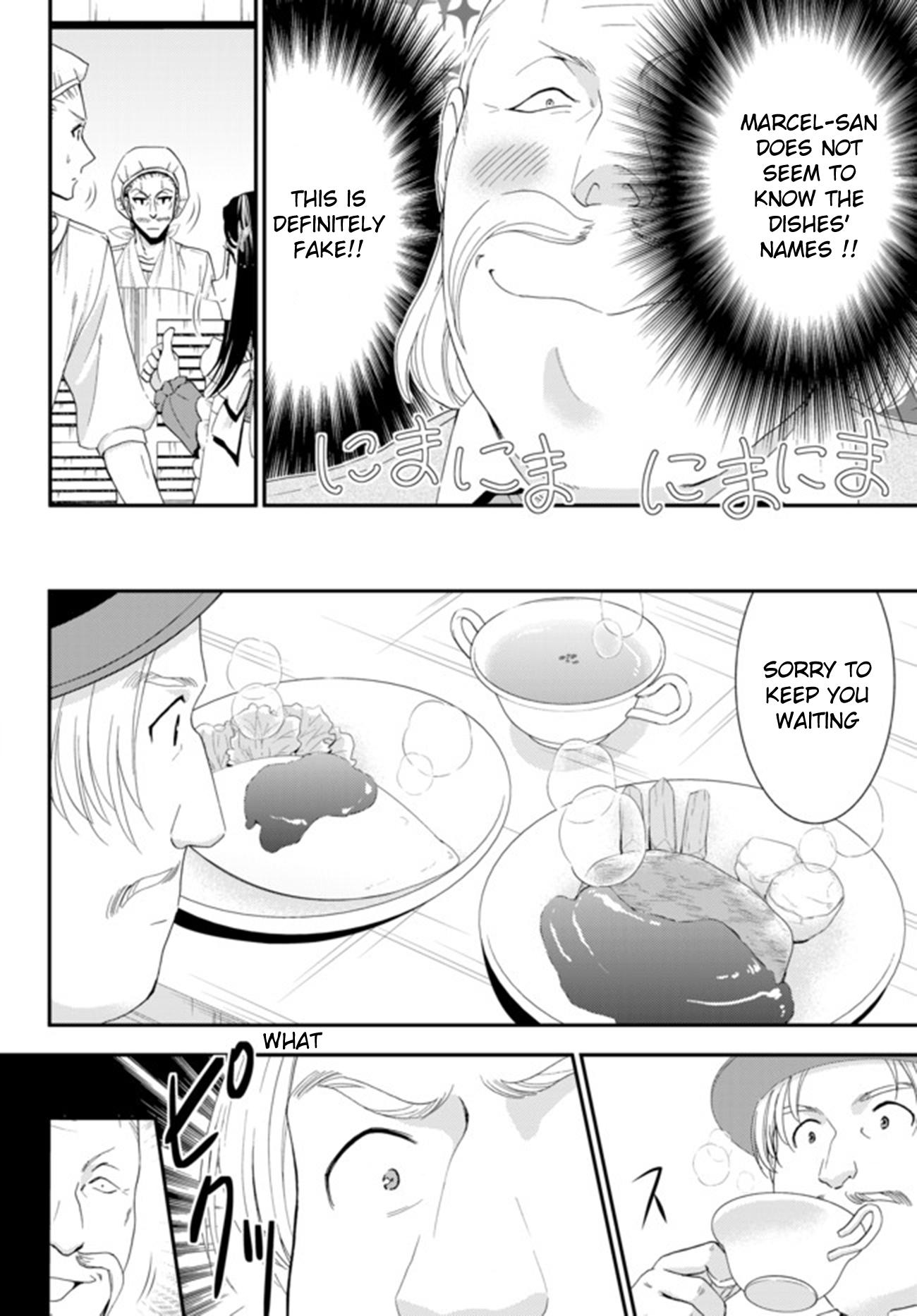 Mitsuha Manga Chapter 26-2 Page 07